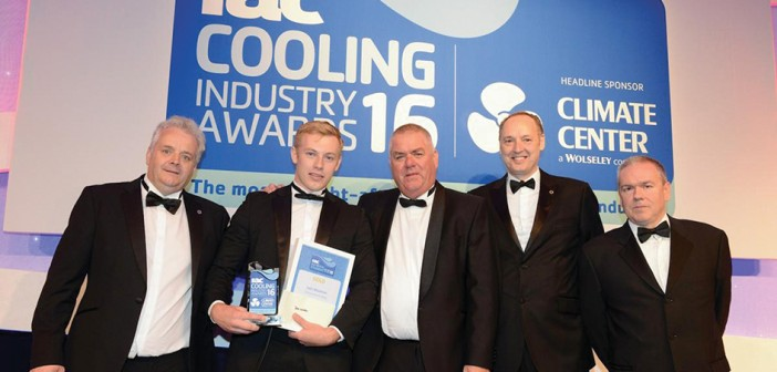 Apprentice's commitment recognised with national award