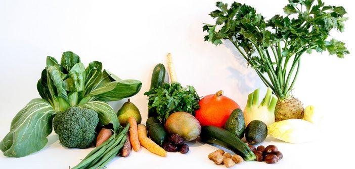 Eating fruit and veg. combats depression