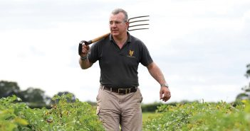 Water conservation agent trials show potato yield increase