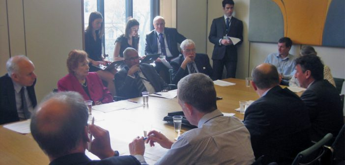 Championing horticulture at the APPGHG Inquiry