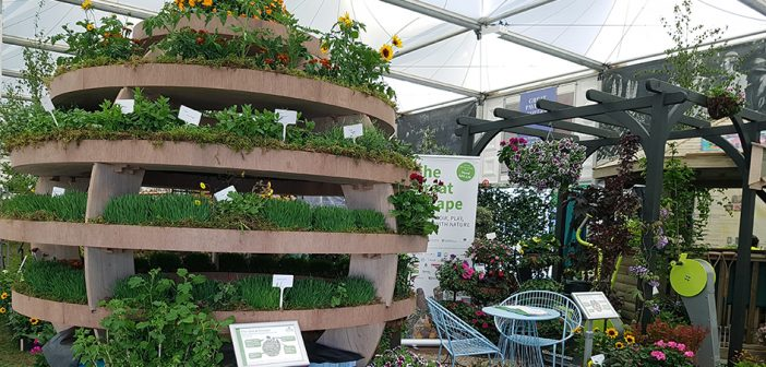 HTA and APL members take RHS Chelsea Flower Show by storm