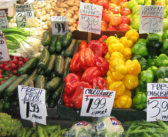 Greengrocers benefit from plastics backlash