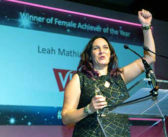 Vitacress' Leah Mathias-Collins wins Female Achiever of the Year at Inspire Business Awards 2018