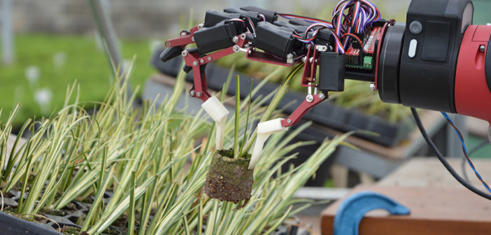 Conference brings international robotics experts to UK horticulture
