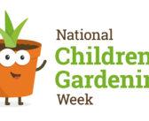Kids get stuck into National Children's Gardening Week
