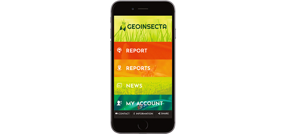 New app aims to track insects - Hort News