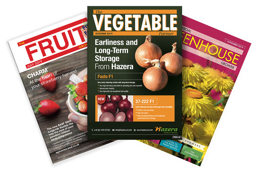 agriculture magazines
