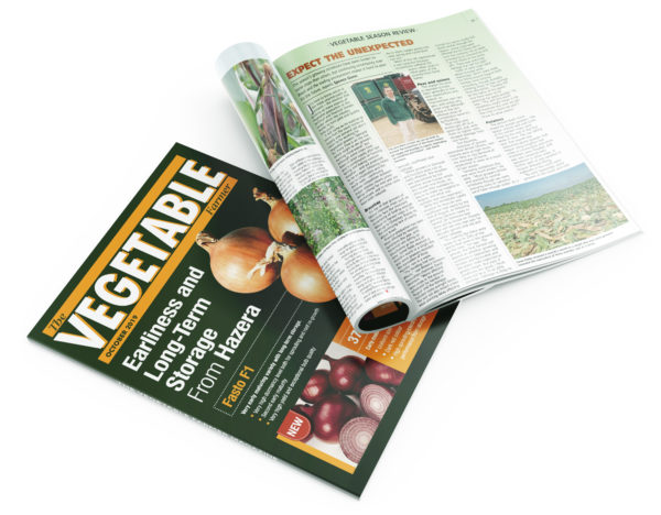 The Vegetable Farmer Magazine